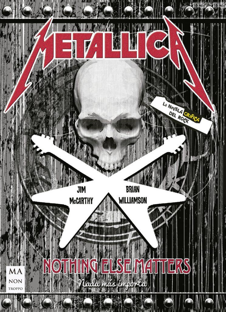 METALLICA (Novela gráfica del rock)