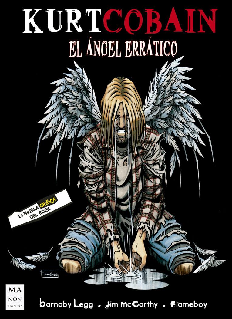 El ángel errático. La novela gráfica del rock